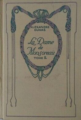 Couverture du livre : La Dame de Monsoreau, tome 2