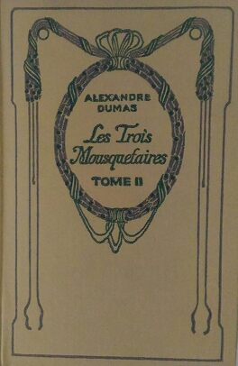 Couverture du livre : Les Trois Mousquetaires, Tome 2
