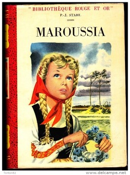 Couverture du livre : Maroussia
