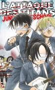 L'Attaque des Titans - Junior High-School, tome 5