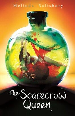 Couverture du livre : The Scarecrow Queen