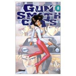 Couverture du livre : Gunsmith Cats T.8