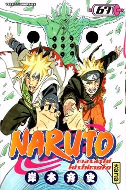 Couverture de Naruto, Tome 67 : Perçée