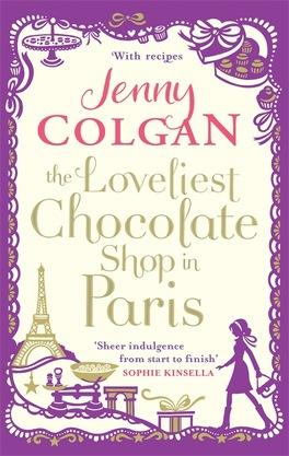 Couverture du livre : The Loveliest Chocolate Shop in Paris