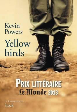 Couverture du livre : Yellow birds