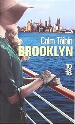 Couverture du livre : Brooklyn