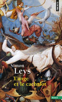 Couverture du livre : L'ange et le cachalot