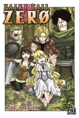 Couverture du livre : Fairy Tail Zerø