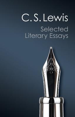 Couverture du livre : Selected Literary Essays