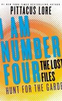 Lorien Legacies: The Lost Files #15: Hunt For The Garde