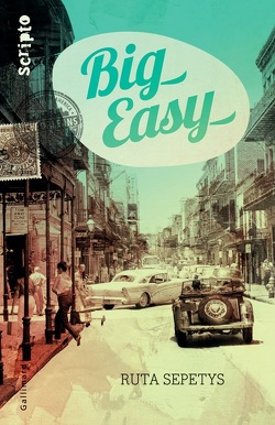 Couverture de Big Easy