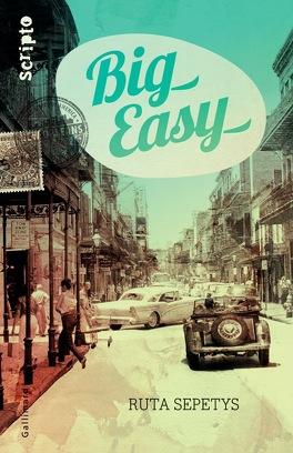 Couverture du livre : Big Easy