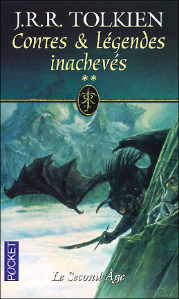 Couverture du livre : Contes & Légendes inachevés, Tome 2 : Le Second Âge