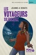 Couverture du livre : Les voyageurs silencieux