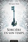 couverture L'Héritière des Raeven, Tome 2 : Sorcière en son temps