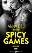 Spicy Games - Tome 3