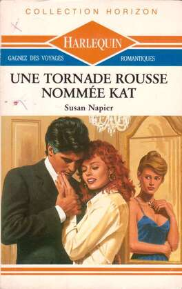 Couverture du livre : Une tornade rousse nommée Kat
