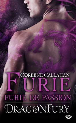 Couverture du livre : Dragonfury, Tome 5 : Furie de Passion
