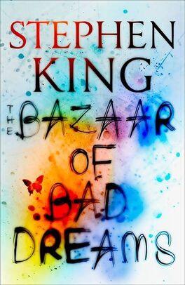 Couverture du livre : Le Bazar des mauvais rêves