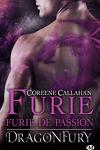 couverture Dragonfury, Tome 5 : Furie de Passion