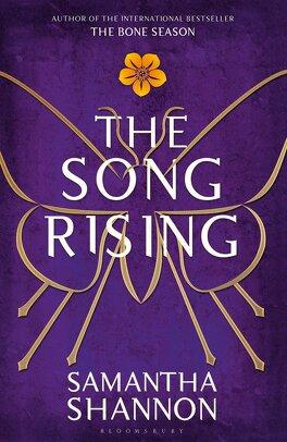 Couverture du livre : The Bone season, Tome 3 : The Song Rising