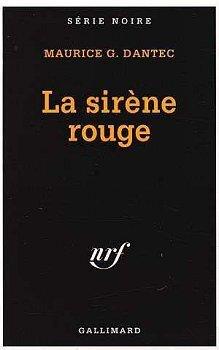Couverture du livre : La Sirène rouge