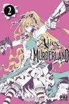 couverture Alice in Murderland, tome 2