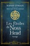 couverture Les étoiles de Noss Head, Tome 1 : Vertige (Edition Illustrée)