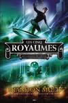 couverture Les Cinq Royaumes, Tome 3 : Les Gardiens du cristal