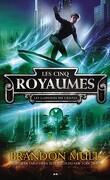 Les Cinq Royaumes, Tome 3 : Les Gardiens du cristal