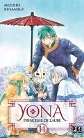 Yona, princesse de l'aube, Tome 14