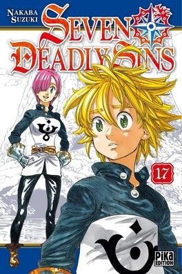 Couverture du livre : Seven deadly sins, Tome 17