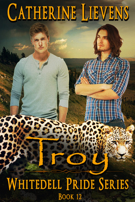 Couverture du livre : Whitedell Pride, Tome 12 : Troy
