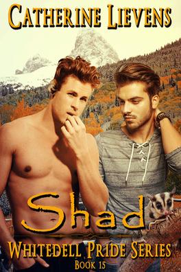 Couverture du livre : Whitedell Pride, Tome 15 : Shad