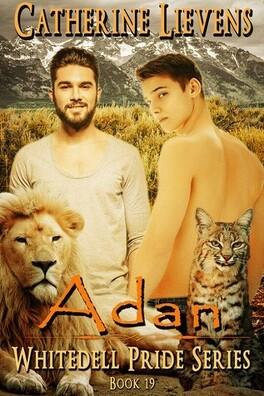 Couverture du livre : Whitedell Pride, Tome 19 : Adan