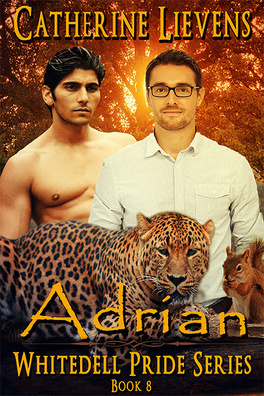 Couverture du livre : Whitedell Pride, Tome 8 : Adrian