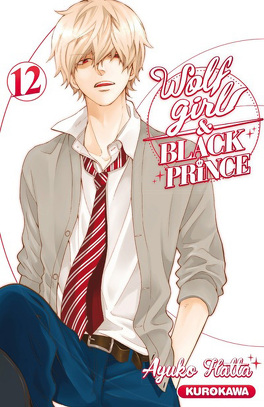 Couverture du livre : Wolf Girl and Black Prince, Tome 12