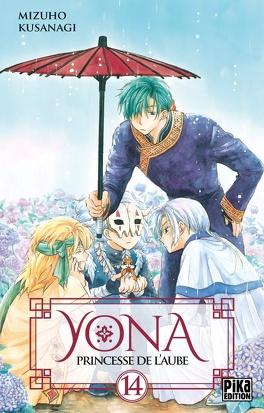 Couverture du livre : Yona, princesse de l'aube, Tome 14