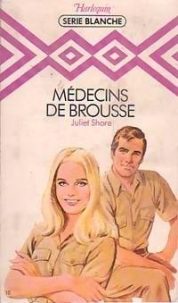 Couverture du livre : Médecins de brousse