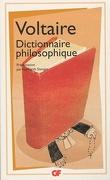 Le dictionnaire philosophique