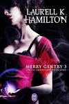 couverture Merry Gentry, Tome 3 : L'Éclat Envoûtant de la Lune