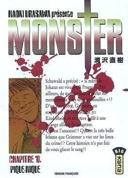 Couverture du livre : Monster, tome 10 : Pique-nique
