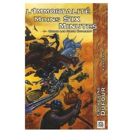 Couverture du livre : Quand les Dieux Buvaient, Tome 0 : L'immortalité moins six minutes