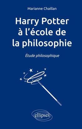 Couverture du livre : Harry Potter à l'école de la philosophie