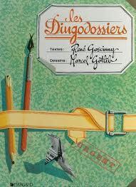 Couverture du livre : Les Dingodossiers, tome 1