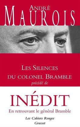 Couverture du livre : Les silences du colonel Bramble