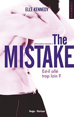 Couverture de Off-Campus, Tome 2 : The Mistake