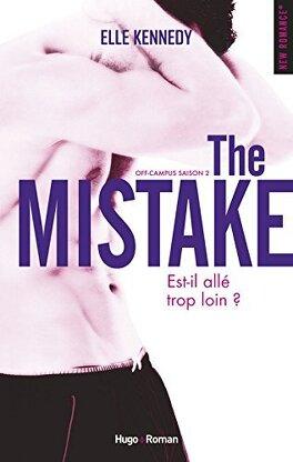 Couverture du livre : Off-Campus, Tome 2 : The Mistake