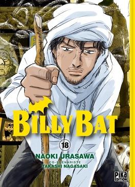 Couverture du livre : Billy Bat, tome 18