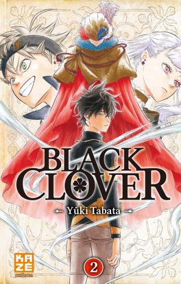 Couverture du livre : Black Clover, Tome 2